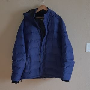 Womens Far West Feather Down Winter Coat